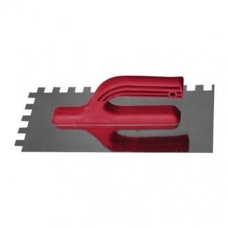 Затирка Intertool с зубями 130х280 мм (KT-0007)