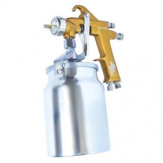 Краскопульт Intertool HP BRONZE PROF 1000 мл (PT-0221)