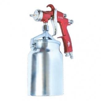 Краскопульт Intertool HP RED PROF 1000 мл (PT-0222)