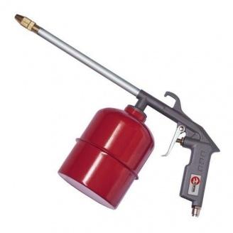Пистолет для распыления жидкостей Intertool 700 мл (PT-0704)