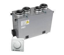 Приточно-вытяжная установка Вентс ВУТ 200 В мини (РС) 200 м3/ч 116 Вт