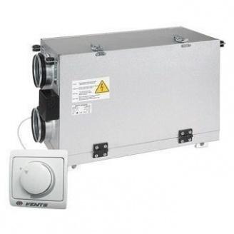 Приточно-вытяжная установка VENTS ВУТ 300 Г мини (РС) 300 м3/ч 116 Вт