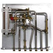 Индивидуальный модуль приготовления горячей воды HERZ PROJECT 35 кВт (1400821)