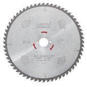 Диск циркулярный METABO 254x30,48 WZ 5 neg 254х30 мм (628221000)