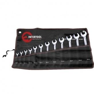 Набор рожковых ключей Intertool 8 элементов 6-22 мм (XT-1102)