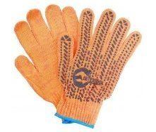 Перчатки Intertool оранжевые (SP-0135)