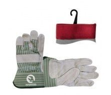 Перчатки комбинированные Intertool (SP-0151)