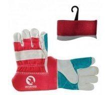 Перчатки замшевые Intertool (SP-0153)