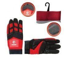 Перчатки Intertool Microfiber (SP-0143)