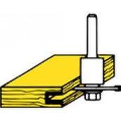 Фреза пазовая METABO 40/1,5 мм (623584000)