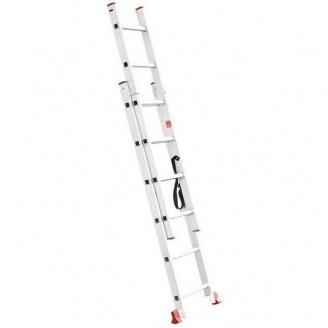 Лестница универсальная Intertool 2570 мм (LT-0206)