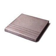 Сходинка Антісліз Шагрень 300х250х30 мм сіра