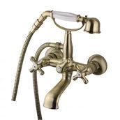 Смеситель для ванны DEVIT Retro бронза (27011127B)