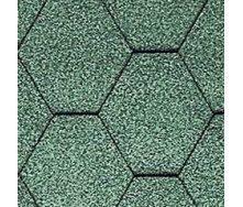 Гнучка черепиця Katepal Classic KL 1000х317 мм зелена