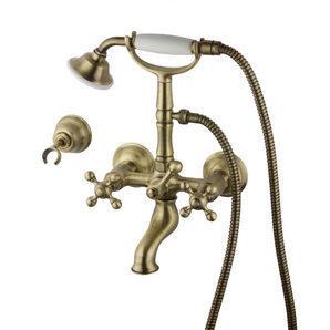 Смеситель для ванны DEVIT Charlestone бронза (CN60012119B)