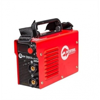 Инвертор сварочный Intertool 7,1 кВт (DT-4120)