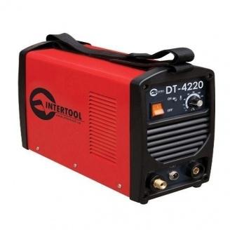 Инвертор сварочный Intertool 4,5 кВт (DT-4220)
