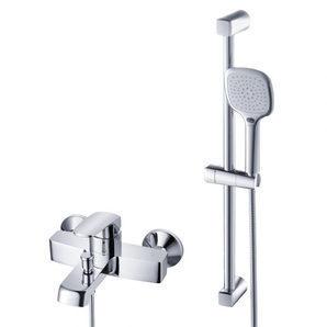 Смеситель для ванны DEVIT Graphics 2,0 хром (5013126)