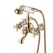 Смеситель для ванны Kraus Apollo KEF-16060G золото
