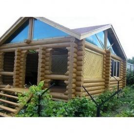 Будівництво дерев'яних альтанок