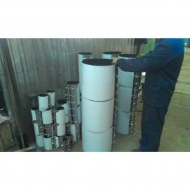 Хомут для ремонту водопровідних труб 170-180х200 мм