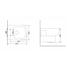 Підвісний унітаз DEVIT Comfort 360х530х380 мм білий (3020123)