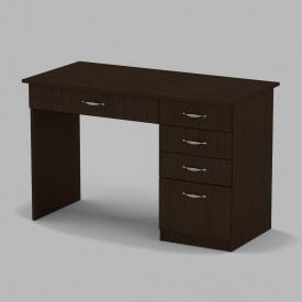 Письмовий стіл Компанит Студент 1155х550х736 мм венге