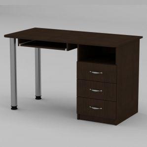 Комп'ютерний стіл Компанит СКМ-9 1200х600х736 мм горіх