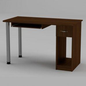 Компьютерный стол Компанит СКМ-10 1200х600х736 мм орех
