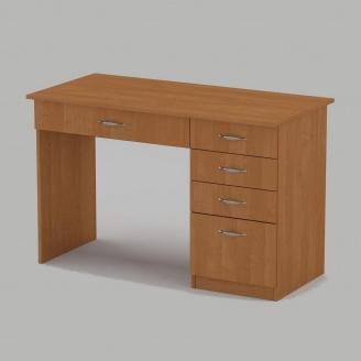 Письменный стол Компанит Студент 1155х550х736 мм ольха