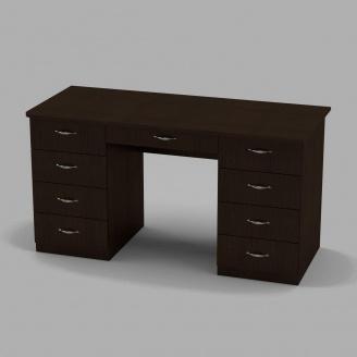 Письменный стол Компанит Учитель-3 1400х600х736 мм венге