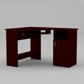 Комп'ютерний стіл Компанит СУ-13 1200х900х749 мм венге