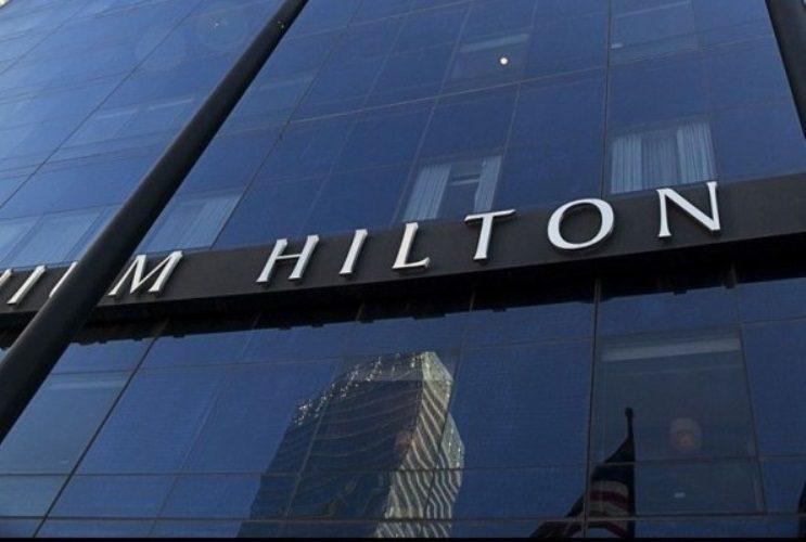 Отель «Хилтон»