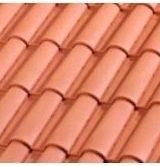 Керамическая черепица CS Roof Tile F5 444x262 мм