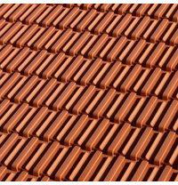 Керамическая черепица CS Roof Tile DOMUS 432x264 мм