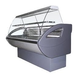 Холодильная витрина РОСС Rimini-1,5 1580х860х1250 мм 605 Вт