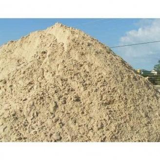 Песок овражный строительный 25 т