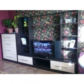 Корпусная мебель для гостинной на заказ