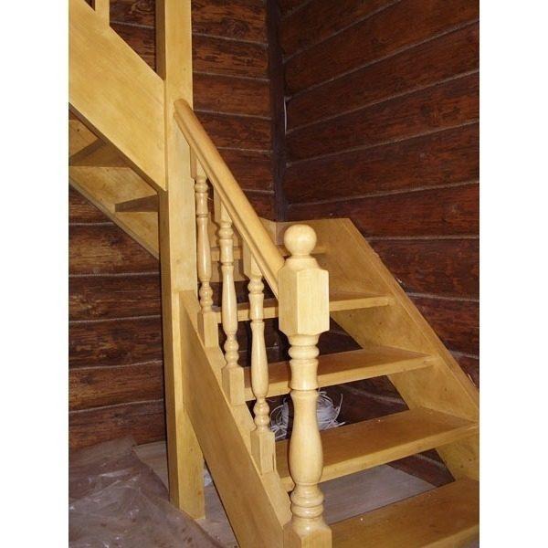 Лестница на второй этаж своими руками из металла на 90