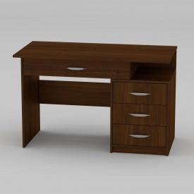 Письмовий стіл Компанит Студент-2 1200х600х750 мм горіх