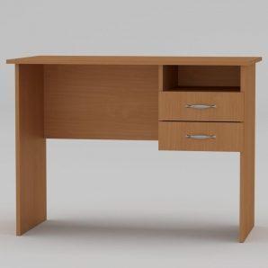 Письменный стол Компанит Школьник 1000х545х735 мм ольха