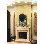 Изготовление мраморных порталов для камина