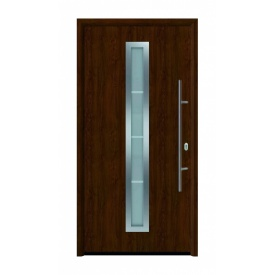 Дверь входная Hormann Thermo 65 700 Dark Oak