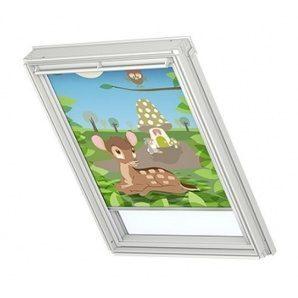 Затемняющая штора VELUX Disney Bambi 2 DKL М04 78х98 см (4613)
