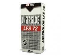 Смесь самовыравнивающаяся Ансерглоб LFS-72 5-50 мм 25 кг 1/42