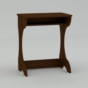 Письменный стол Компанит Юниор 640х440х750 мм орех