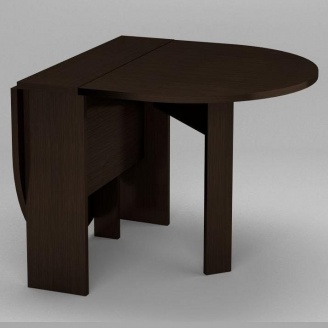Мини стол-книжка-5 Компанит 600х182х500 мм венге