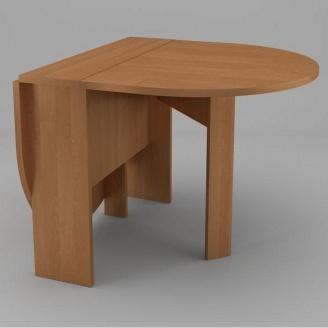 Міні стіл-книжка-5 Компаніт 600х182х500 мм вільха