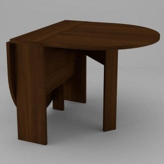 Міні стіл-книжка-5 Компаніт 600х182х500 мм горіх