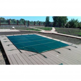 Батутное накрытие Shield на бассейн
